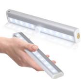 led light  corridor cabinet light 2w 10leds body sensor light auto recognition