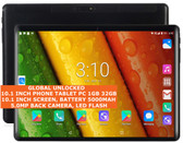 10.1inch phone tablet 32gb quad core 5.0mp camera wifi 3g android black+ gifts