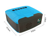 everycom u20 mini hd projectors hdmi portable beamer portatil home theater blue