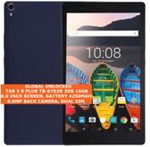 lenovo tab 3 8 plus tb-8703r 3gb/16gb dual sim 8.0 inch wifi 4g android tab blue
