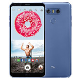 "lg g6 h873 4gb 32gb quad core 5.7"" screen 13mp android 4g lte smartphone blue"