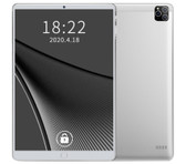 k108 phone call tablet 32gb 2.0mp camera dual sim wifi otg 4g android 9.0 silver