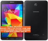 "samsung galaxy tab 4 t331 8.0 3g 16gb quad-core 8.0"" wifi android tablet black"