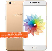 "oppo r9s 4gb 64gb octa-core 16mp fingerprint id 5.5"" android lte smartphone gold"