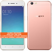"oppo a57 3gb 32gb octa-core 13mp fingerprint 5.2"" dual sim android 4g rose gold"