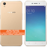 "oppo a57 3gb 32gb octa-core 13mp fingerprint 5.2"" dual sim android 4g lte gold"