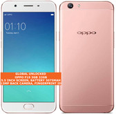 "oppo f1s 3gb 32gb octa-core 13mp fingerprint 5.5"" dual sim android lte rose gold"