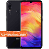 "xiaomi redmi note 7 pro 6gb 128gb octa-core 48mp fingerprint 6.3"" android black"
