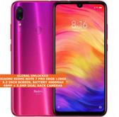 "xiaomi redmi note 7 pro 6gb 128gb octa-core 48mp fingerprint 6.3"" android red"