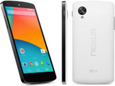 "lg nexus 5 16gb white unlocked quad core 4.75"" 8mp camera android 4g lte smartphone"