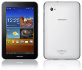 "samsung galaxy tab gt-p6200 16gb white wifi 3g unlocked 7"" screen android tablet"