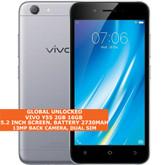 "vivo y55 2gb 16gb quad-core 13mp camera dual sim 5.2"" android smartphone grey"