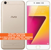 vivo y67 4gb 32gb octa-core 13mp fingerprint dualsim 5.5 android smartphone gold