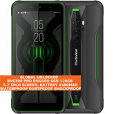blackview bv6300 pro rugged 6gb 128gb waterproof 16mp fingerprint android green