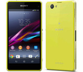 "sony xperia z1 compact 2gb 16gb quad-core 20.7mp 4.3"" android smartphone lime"