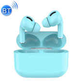 tws macaron touch bluetooth earphone hifi sound hdcalling popup location blue