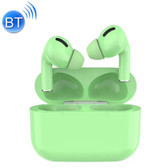 tws macaron touch bluetooth earphone hifi sound hdcalling popup location green