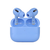 tws inpods 3 macaroon headset wireless bluetooth touch control hifi dark blue