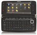 "original nokia e90 unlocked black colors 4.0"" screen gps 3g symbian"