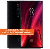 "xiaomi redmi k20 pro 6gb 64gb dual sim 6.39"" fingerprint android 10 lte black"