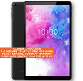 "alldocube iplay 20 pro 4gb 64gb dual sim 10.1"" wifi 4g android 10 tablet black"