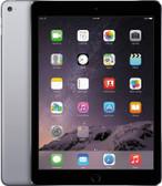 apple ipad air 2 2gb 32gb triple-core 9.7 inch face detection ios 14 4g grey