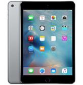 """Apple Ipad Mini 4 2gb 64gb Dual-Core 7.9"""" Fingerprint Wi-Fi Ios14 Tablet grey"""
