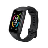 Huawei Honor Band 6 Waterproof Bluetooth Heart Rate Android Wristband Black