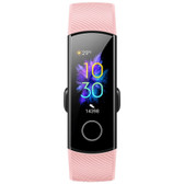 Huawei Honor Band 5 Waterproof Bluetooth Heart Rate Nfc Android Ios Watch Pink