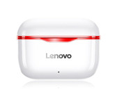 Lenovo Lp1 Tws Wireless Bluetooth 5.0 Dual Stereo Touch Control Earphones red