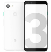 "Google Pixel 3 4gb 128gb Octa-Core 5.5"" Fingerprint Android 11 Nfc 4g Lte White"
