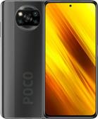 "xiaomi poco x3 6gb 128gb octa core 6.67"" face Id nfc dual Sim android 10 4g grey"