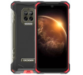 "DOOGEE S86 RUGGED 6gb 128gb Octa Core Waterproof 6.1"" Face Id Android 10 4g Red"
