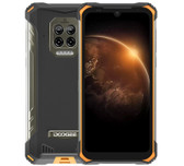 "DOOGEE S86 RUGGED 6gb 128gb Octa Core Waterproof 6.1"" Face Id Android 10 Orange"