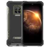 "DOOGEE S86 RUGGED 6gb 128gb Octa Core Waterproof 6.1"" Face Id Android 10 Black"