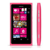 nokia lumia 800 16gb pink unlocked 8mp camera microsoft windows 3g smartphone
