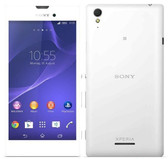 "sony xperia t3 d5103 8gb 4g lte 5.3"" android os white smartphone - free gift"