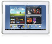 samsung galaxy note 10.1 n8000 white quad-core 3g hsdpa 16gb tablet