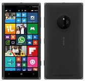 nokia 830 rm-984 black quad core 10mp camera smartphone +gifts