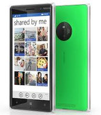 nokia 830 rm-984 green quad core 10mp camera smartphone +gifts