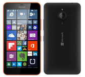 microsoft lumia 640 lte quad core 8mp camera black smartphone
