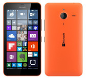 microsoft lumia 640 lte quad core 8mp camera orange smartphone