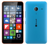 microsoft lumia 640 lte quad core 8mp camera blue smartphone