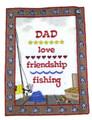 Love Friendship Fishing Sampler
