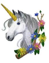 Unicorn In Blooms