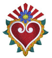 Heart And Flower Milagro