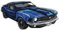 Mustang 69 Boss