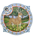White Tailed Buck Shield
