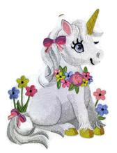 Soft and Sweet Unicorn