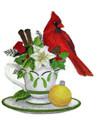 CardinalandChristmasTea